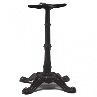 Commercial Restaurant Table Bases Juliet Cast Iron Table Base