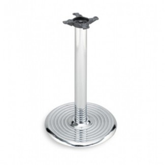 "22"" Round Table Base 400 Series"