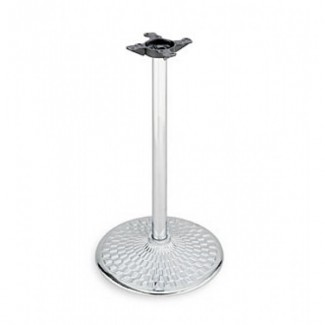 "22"" Round Table Base 650 Series"