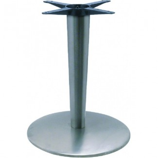 "22"" Round Table Base S-Series"