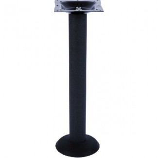 900 Flat Black Table Base