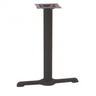 Commercial Restaurant Table Bases Classic Cast Iron T-Base Table Base