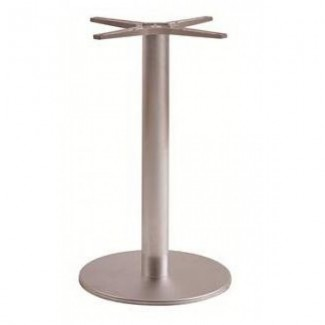 Diskus Small Outdoor Table Base TB416-SI