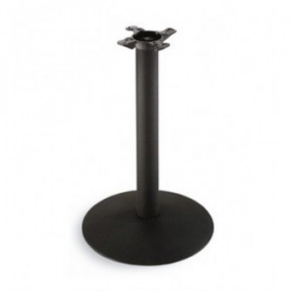 "Endura 30"" Round Disc Outdoor Table Base EDB-30"