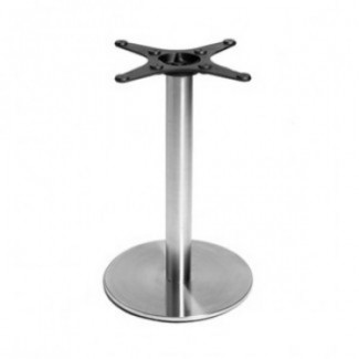 "Futura 20"" Round Bar Height Outdoor Table Base FUTURA-CR20BH"