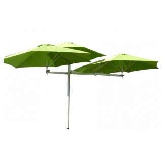 Commercial Patio Umbrellas Multiflex 3 Patio Cluster Umbrella