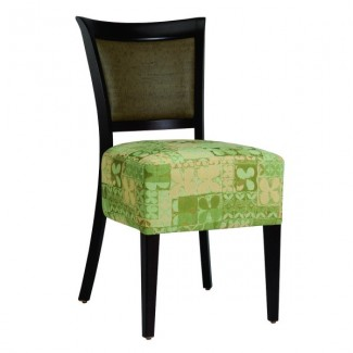 Beechwood Upholstered Side Chair RF-113F-BOX
