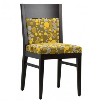 Contemporary Restaurant Solid Beech Wood Side Chair CFC1034