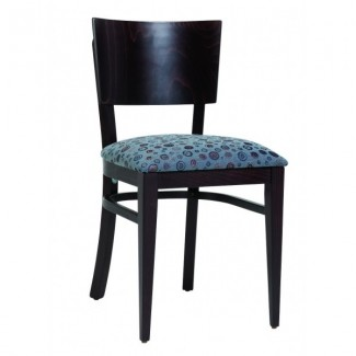 Beechwood Upholstered Side Chair RF-118F