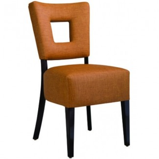 Contemporary Restaurant Solid Beech Wood Side Chair CFC-128U