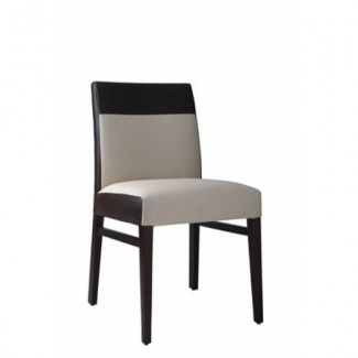 Contemporary Restaurant Solid Beech Wood Side Chair CFC-132W