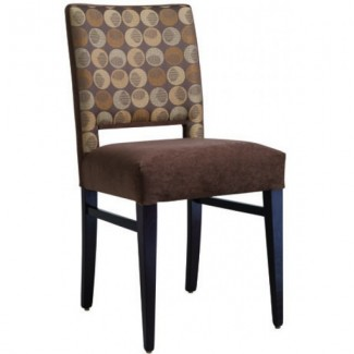 Contemporary Restaurant Solid Beech Wood Side Chair CFC-172W-U