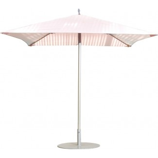 "Cortina 6'-8"" Square Restaurant Umbrella"