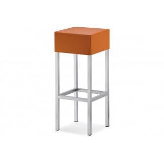 Pedrali Cube Lightweight Backless Barstool