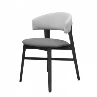 Cullen Fully Upholstered Hospitality Commercial Restaurant Lounge Hotel Dining Chair
