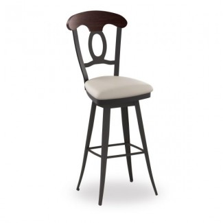 Cynthia 41411-USWB Hospitality distressed metal bar stool