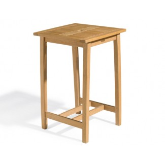 "Dartmoor 28"" Square Bar Table"