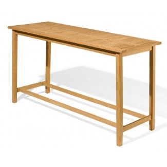 "Dartmoor 78.75"" x 27.5"" Long Bar Table"