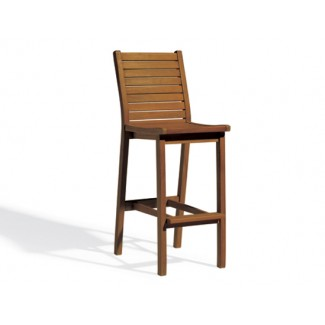 Dartmoor Bar Stool - Brown Umber