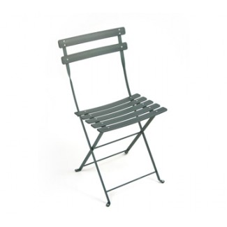 Duraflon Folding Bistro Side Chair