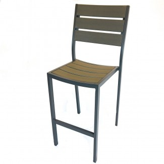 Aluminum Restaurant Furniture - Durango Bar Stool