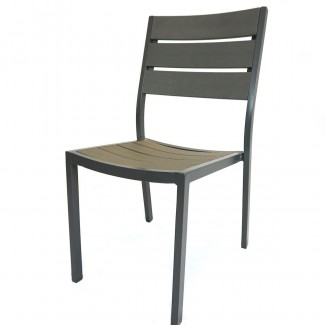 Aluminum Restaurant Furniture - Durango Side Chair