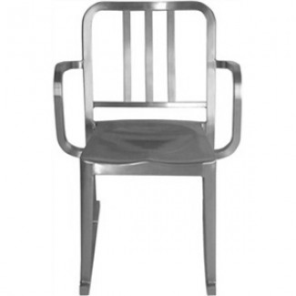 Heritage Aluminum Rocking Arm Chair