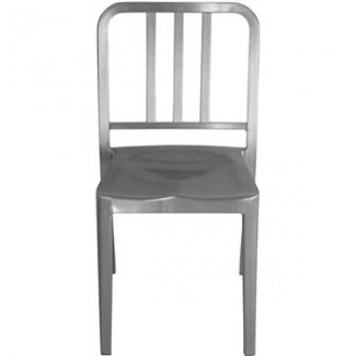 Heritage Aluminum Stacking Side Chair