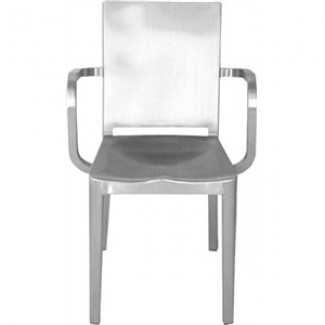 Hudson Aluminum Arm Chair