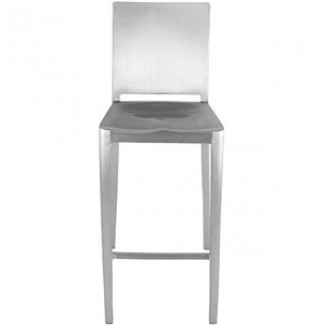 Hudson Aluminum Bar Stool