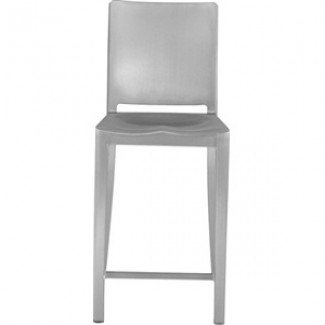 Hudson Aluminum Counter Stool