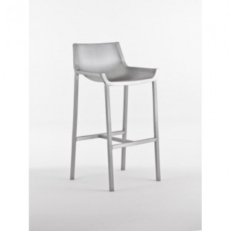Sezz Aluminum Bar Stool