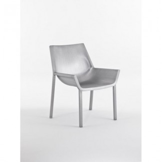 Sezz Aluminum Lounge Chair