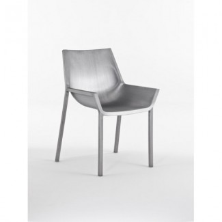 Sezz Aluminum Side Chair