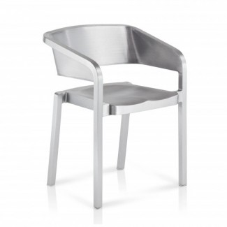 SoSo Aluminum Arm Chair