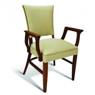 Beech Wood Stacking Arm Chair CC107 Series