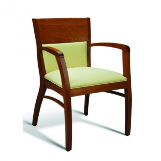 Beech Wood Arm Chair Parker Series