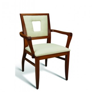 Beech Wood Arm Chair Reveal Series
