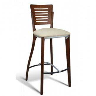 Beech Wood Bar Stool 1650 Series