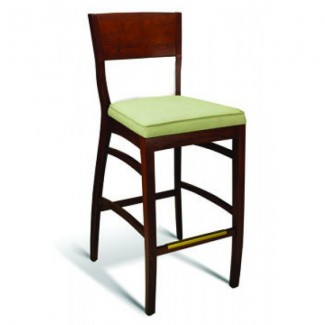 Beech Wood Bar Stool 185 Series
