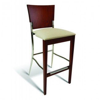 Beech Wood Bar Stool 269 Series