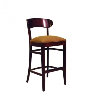Beech Wood Bar Stool CC100 Series
