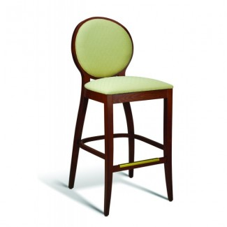 Beech Wood Bar Stool Clark Series