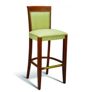 Beech Wood Bar Stool Kent Series