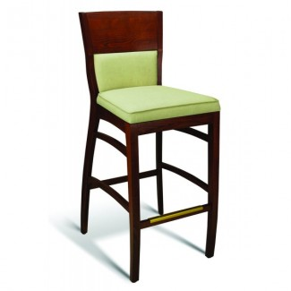 Beech Wood Bar Stool Parker Series
