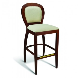 Beech Wood Bar Stool Sutton Series