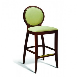 Beech Wood Bar Stool York Series