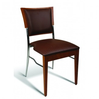 Beech Wood Stacking Side Chair 269 Series