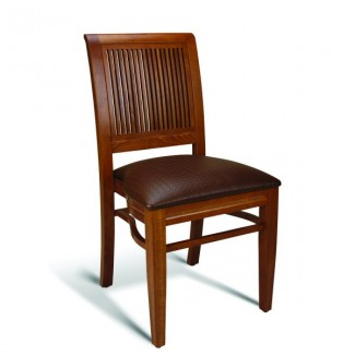 Beech Wood Stacking Side Chair 399 Series