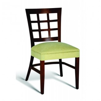 Beech Wood Stacking Side Chair CC117 Series